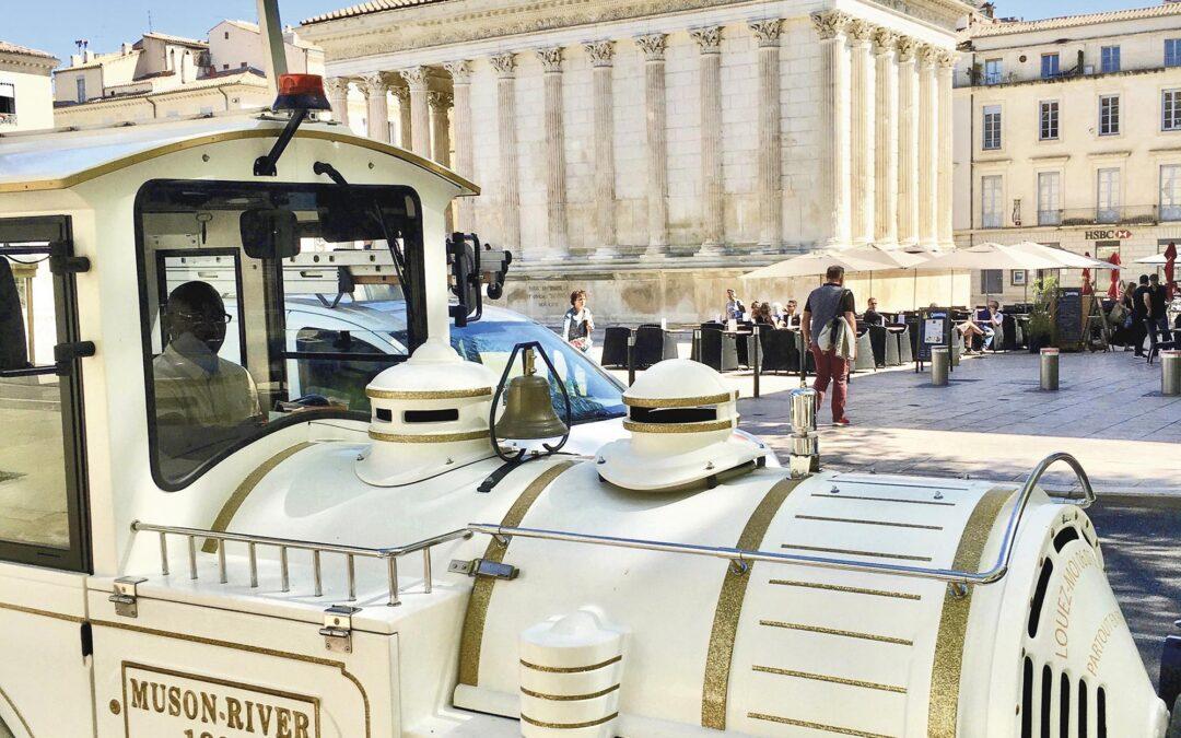 Nîmes, une ville attractive
