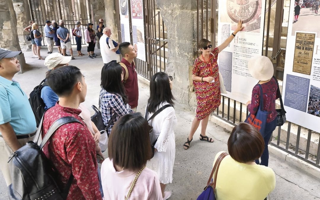 Le tourisme a le vent en poupe