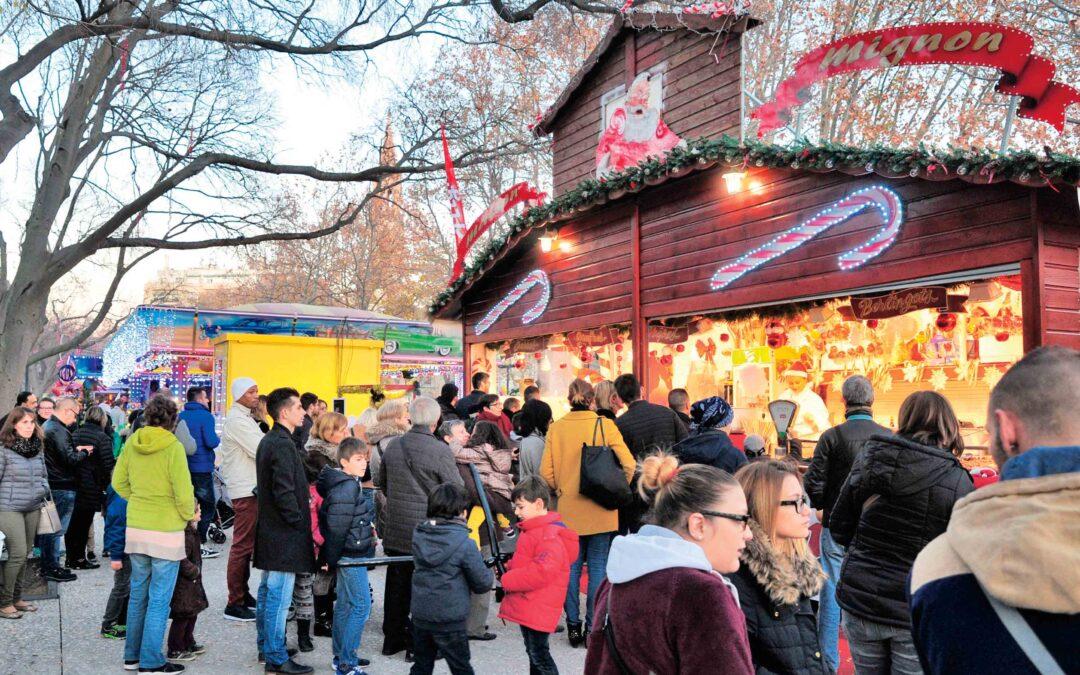 Un Noël en cœur de ville