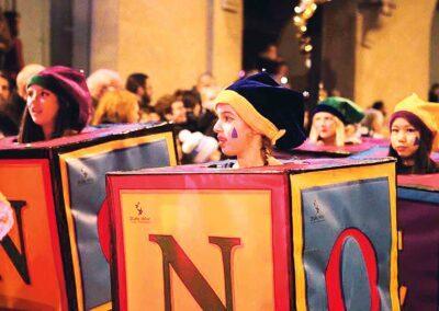 Parade Noël Nîmes