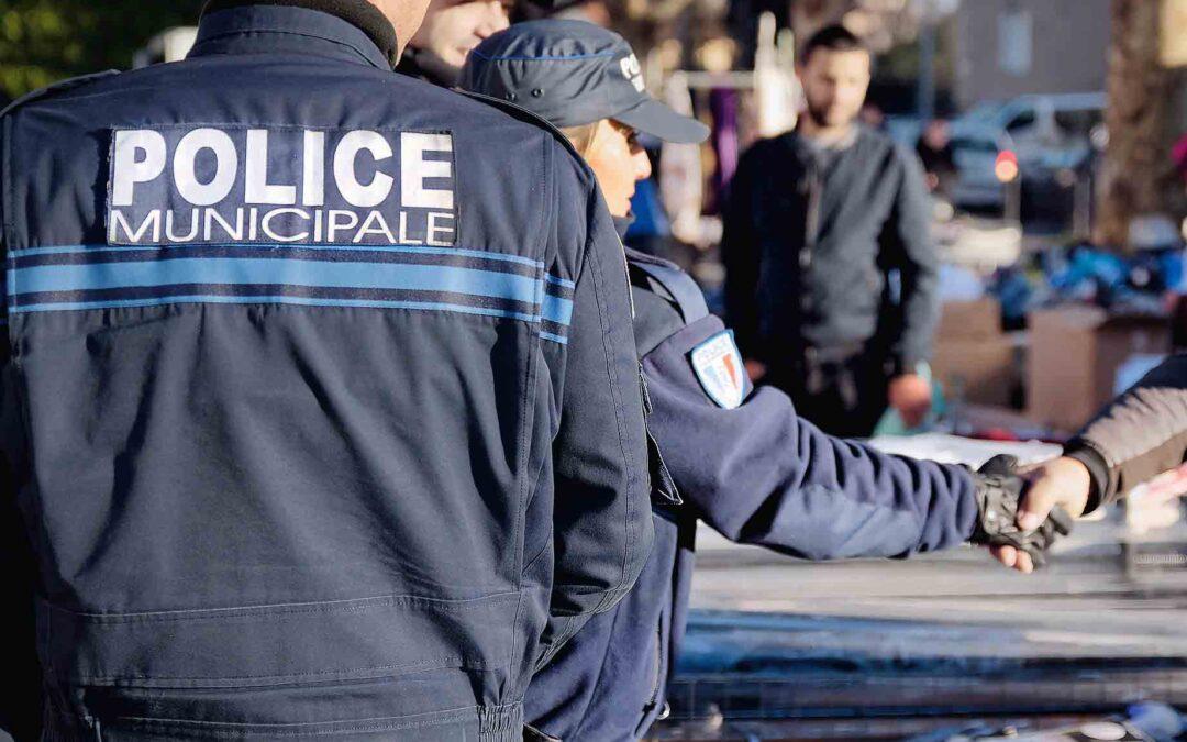 Une police aux côtés des Nîmois