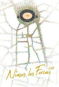Affiche 1 Feria Nimes