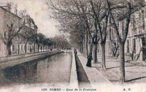 Archive Quais de la Fontaine-Nimes