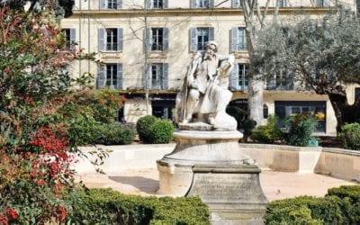 Sur les pas d'Alphonse Daudet