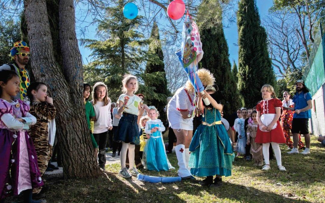 Premier carnaval réussi pour Ventabren