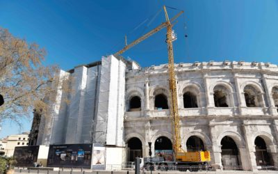 Restauration des Arènes : où en est-on ?