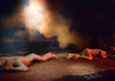 Pompéi, un récit oublié