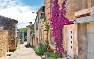 Le vieux village de Courbessac