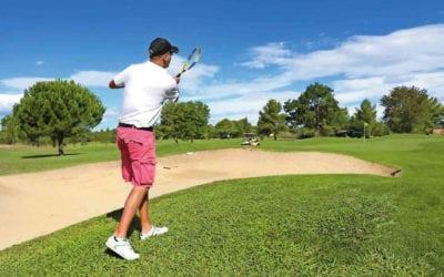 Le R-Golf, une nouvelle façon de s'initier au golf
