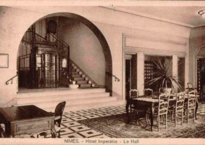 Hotel Imperator Hall-Nimes
