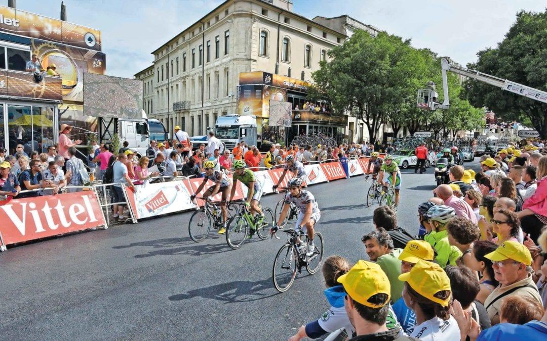 Tour de France : la boucle romaine