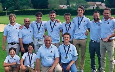 Les champions du Golf Nîmes Campagne
