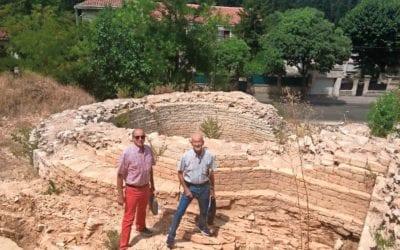 Nouvelle fouille archéologique sur la colline Montaury
