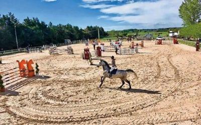 Un club d'équitation à taille humaine