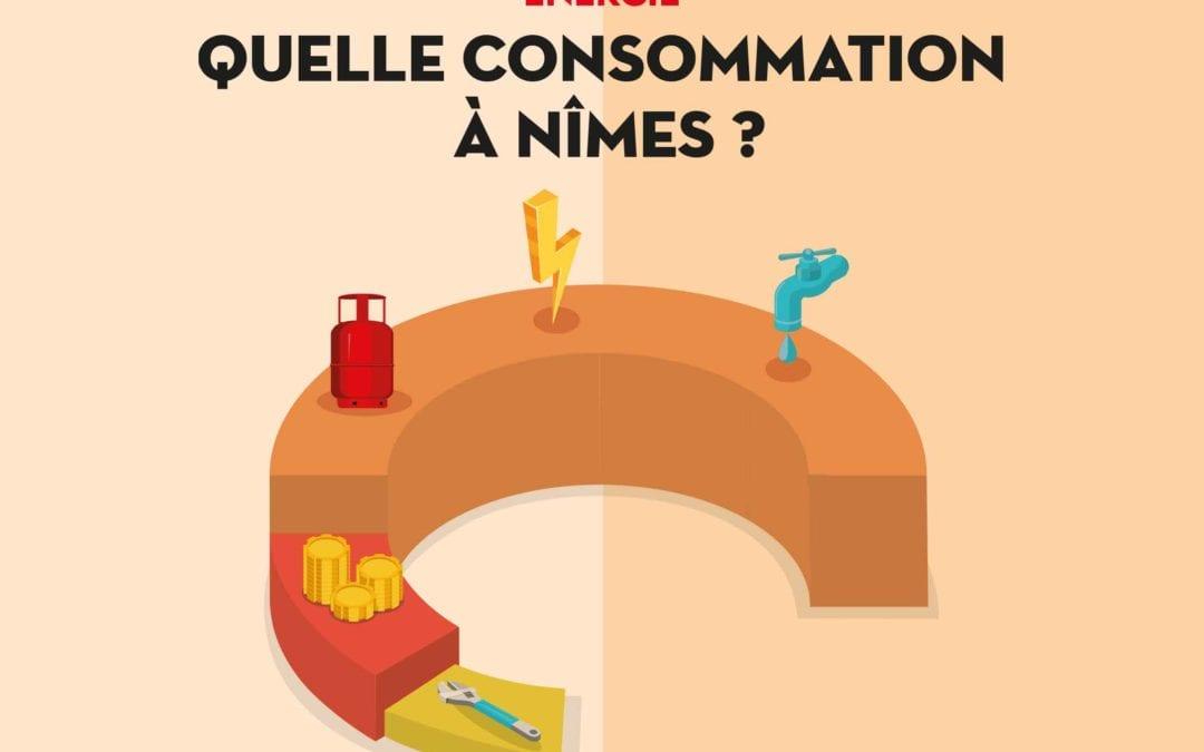 Quelle consommation à Nîmes ?