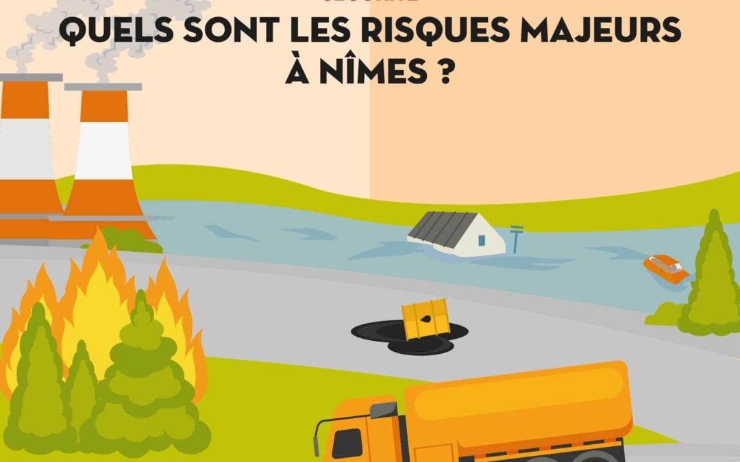 Quels sont les risques majeurs à Nîmes ?
