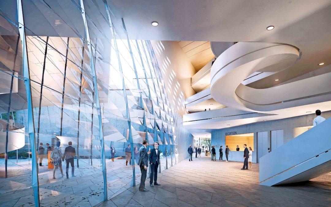 Palais des congrès : le projet sélectionné