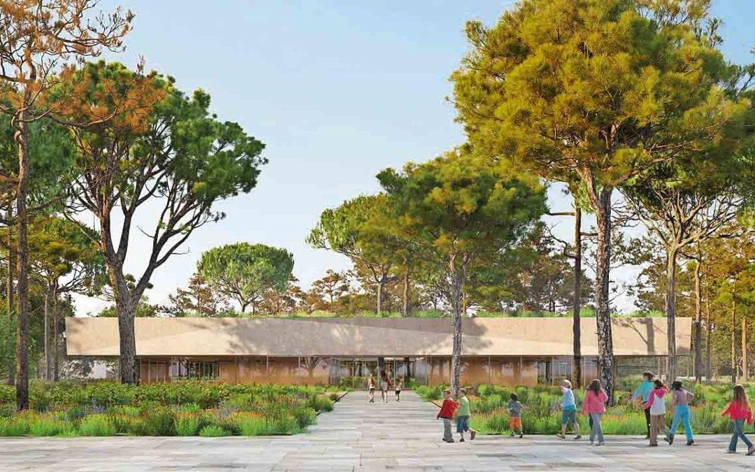 Bientôt un jardin habité au Mas Lombard