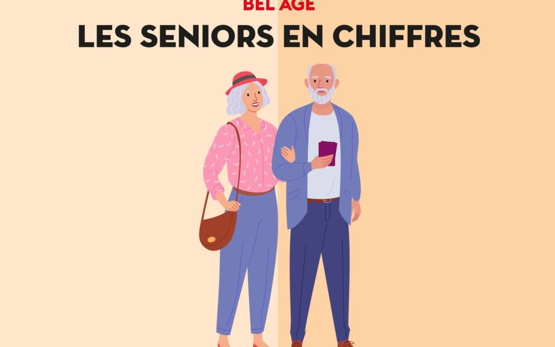 Les seniors en chiffres