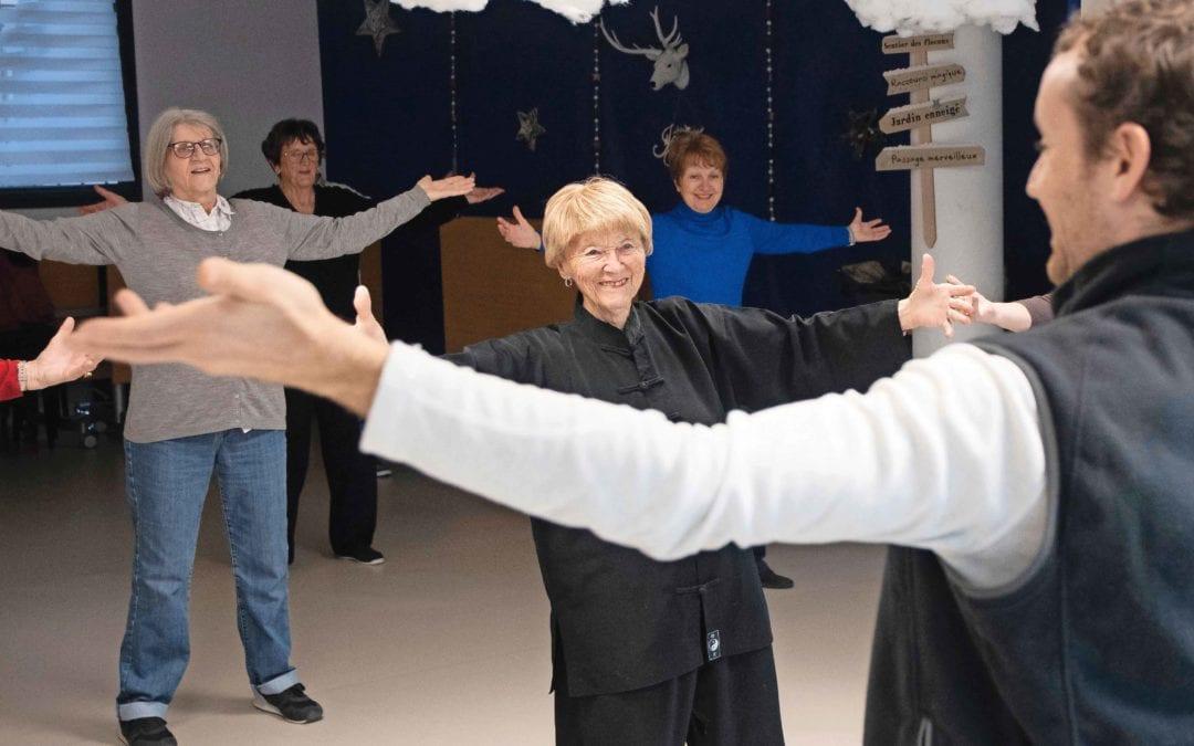 Un programme santé gratuit pour les seniors de Pissevin Valdegour