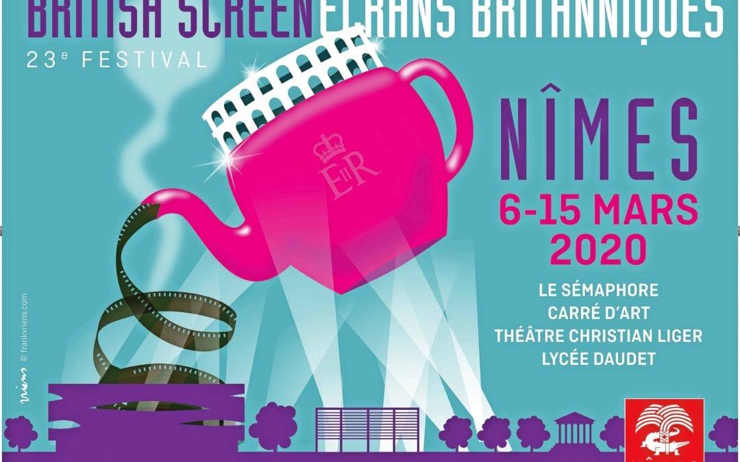 Le Festival des écrans britanniques