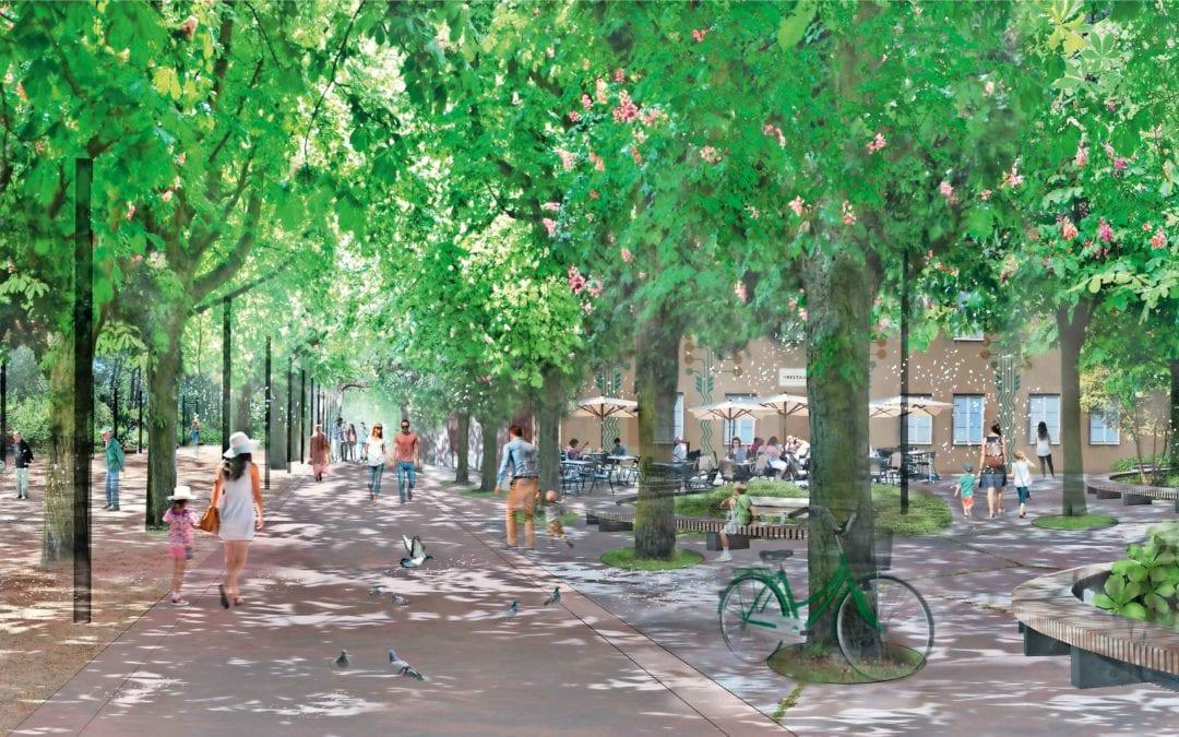Parc Jacques Chirac : le projet dévoilé