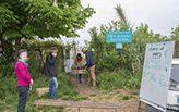 Côté jardins solidaires en « drive »