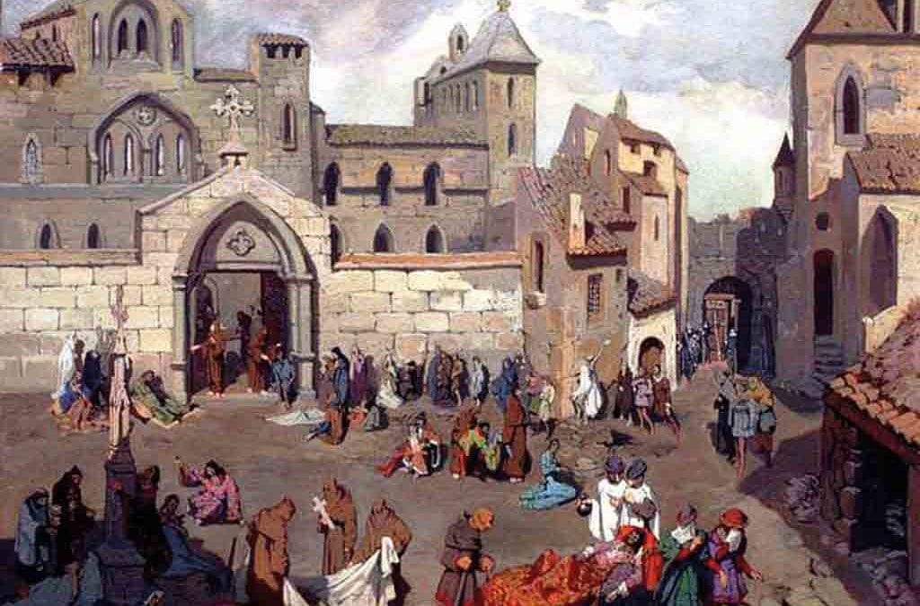 Histoire des épidémies à Nîmes
