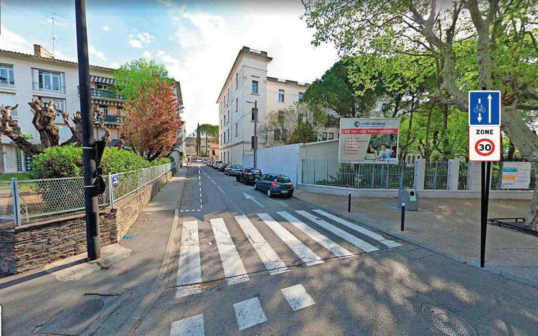 Les quartiers Beausoleil et Amoureux s'adaptent au vélo