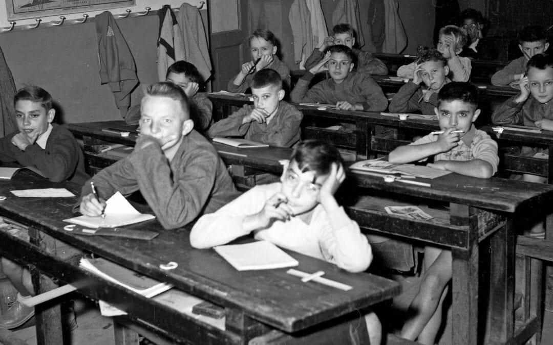 Histoire de l'école à Nîmes