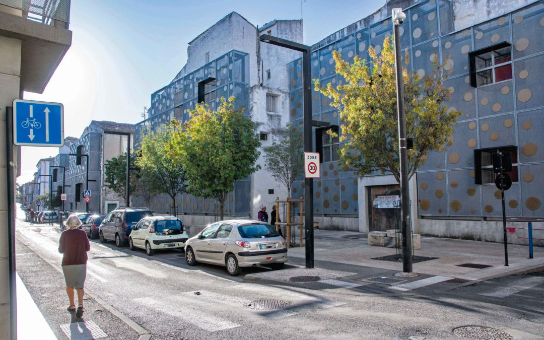 Rue Clérisseau