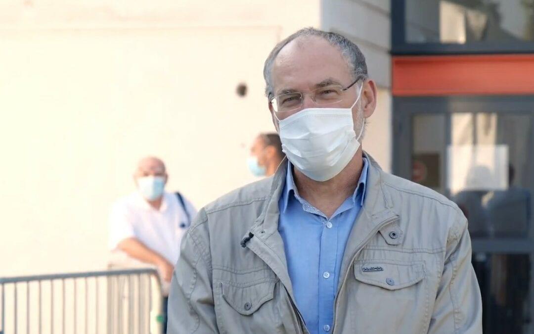 Situation sanitaire : interview du docteur Jacquet