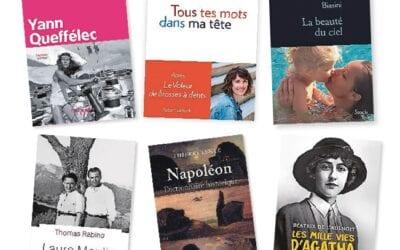 Le Festival de la Biographie s'invite chez vous !