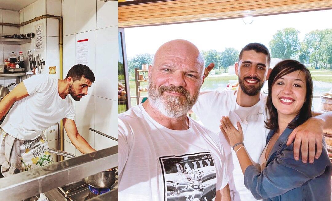 Mathieu : le Nîmois brille dans l'émission « objectif Top Chef »