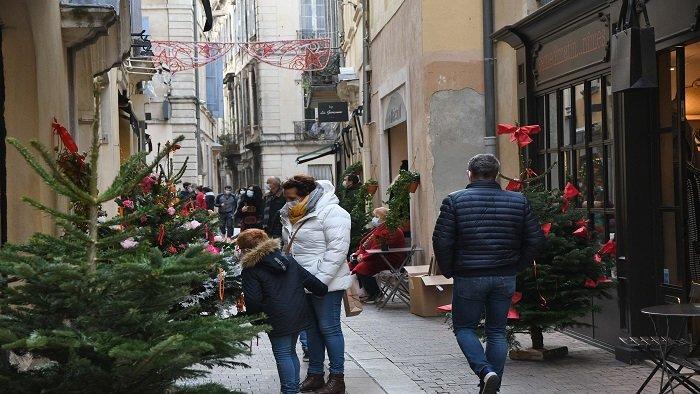 Les étrennes de Noël du centre-ville