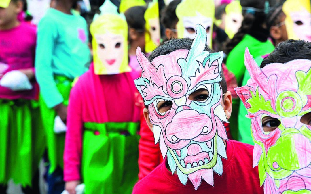 Le centre Émile Jourdan fait son carnaval