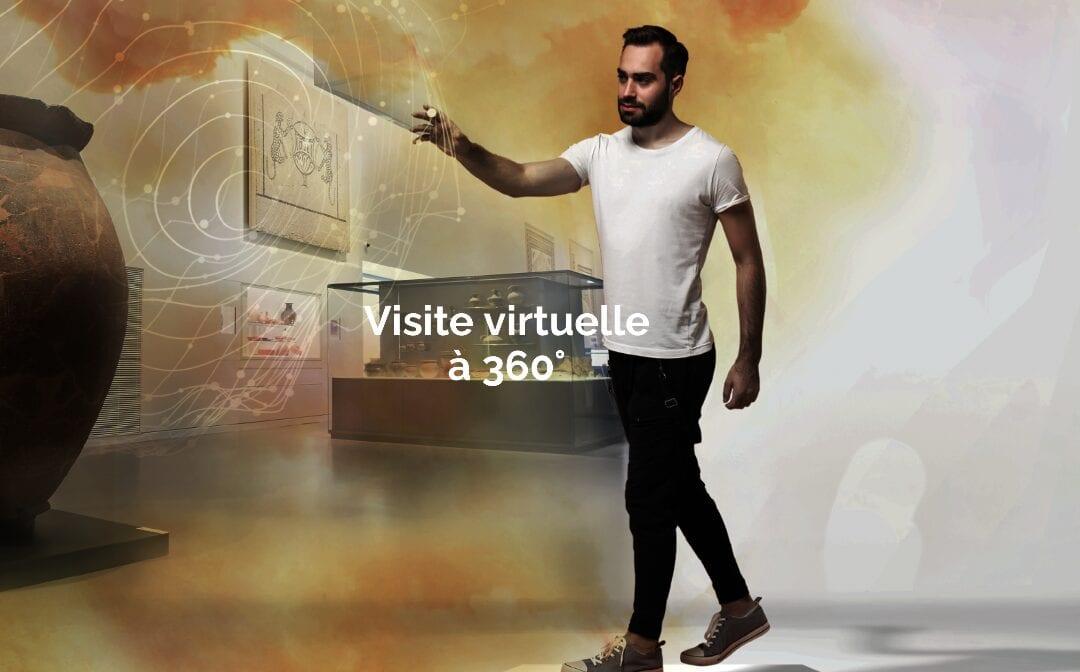 Le Musée de la Romanité lance ses visites virtuelles