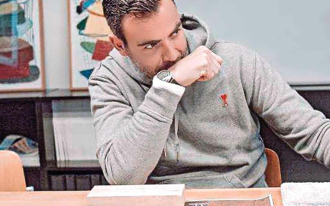 Denis Allegrini : Un restaurateur ambitieux