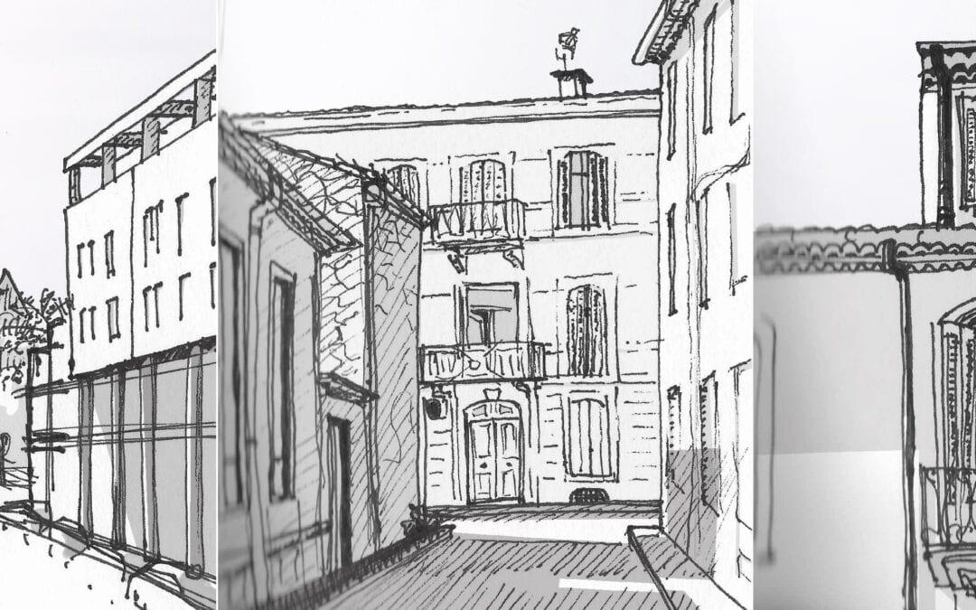 Ateliers d'urbanisme participatif à Richelieu