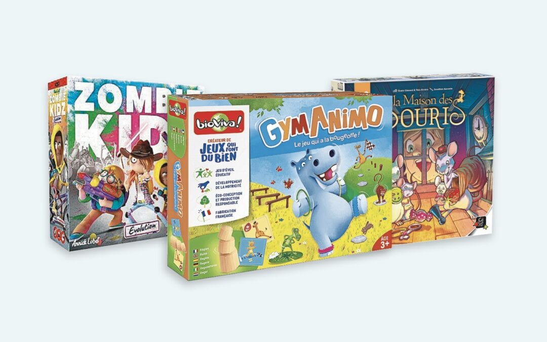 La sélection des jeux qui font le buzz,  par la boutique Janimes