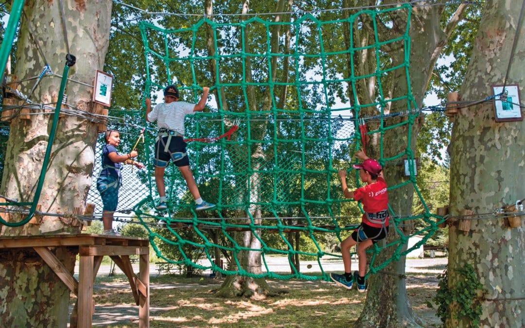 Mas Boulbon: l'école au vert