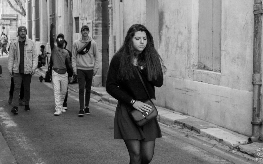 Des jeunes mobilisés contre le harcèlement de rue