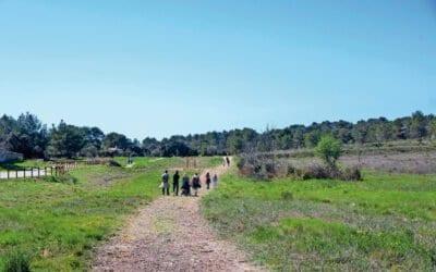 Un nouvel espace naturel aux Terres de Rouvière
