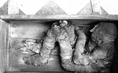 Aux origines de la momification égyptienne – Annulé