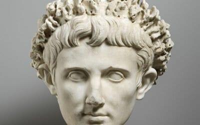 L'Empereur romain, un mortel parmi les dieux