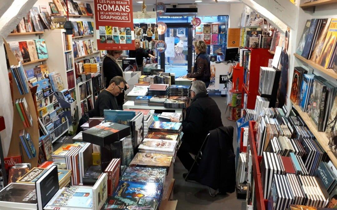 BD : la sélectiondes libraires nîmois