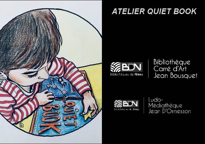 Atelier Quiet Book
