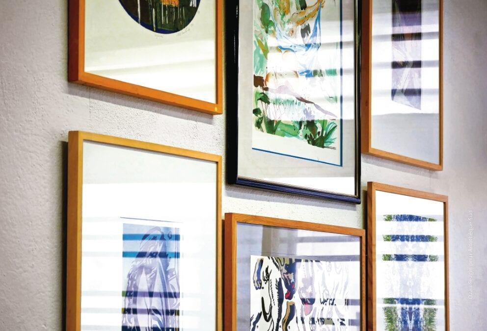 Artothèque Sud, l'art à domicile