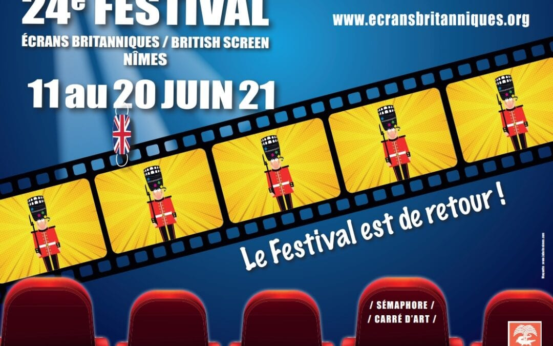 Retour des Ecrans Britanniques dans les salles obscures ou en séances à distance du 11 au 20 juin