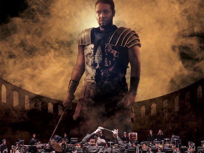 Gladiator live